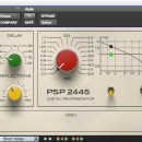 music gear psp audioware 2445 reverb plug-in