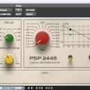 music gear psp audioware 2445 reverb plug-in