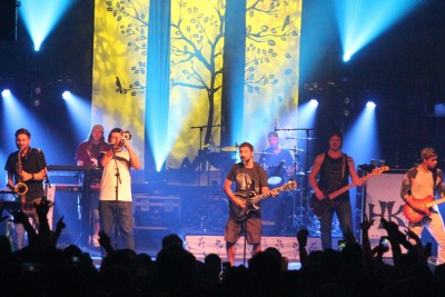 Rebelution live review photo Mark Shiwolich