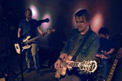 Filmspeed live review photo by Jacob Emery
