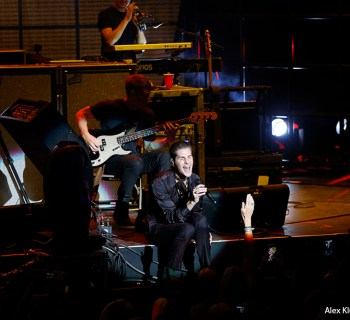 Jack's 11th Show at Irvine Meadows - photo Alex Kluft
