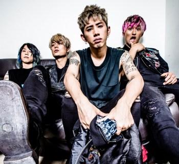 ONE OK ROCK sign Fueled By Ramen
