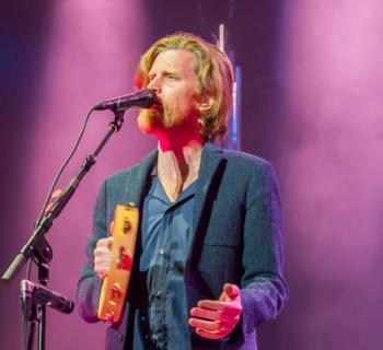 May 29, 2015 - Santa Barbara, CA, The Lumineers perform.