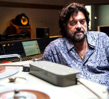 Alan Parsons teaching Recording Master Class