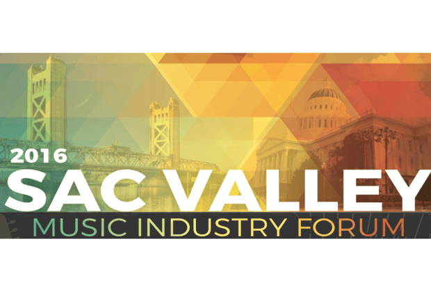 Sac Valley Music Industry Forum 2016