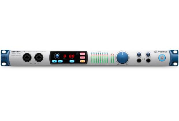 PreSonus Studio 192 music gear review