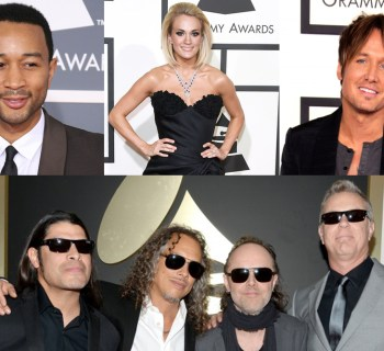 First Round of Grammy Awards 2017 performers