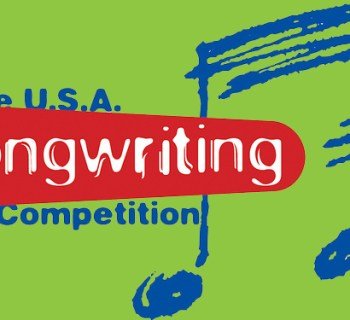 22nd USA Songwriting Competition accepting entries