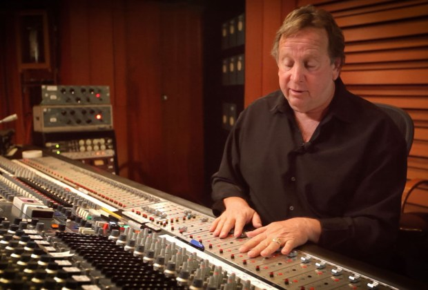 Ed Cherney on Mix with the Masters