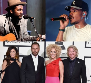 Grammys Performers Round 3 for 2017