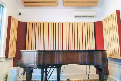 LA Sound Panels - piano room