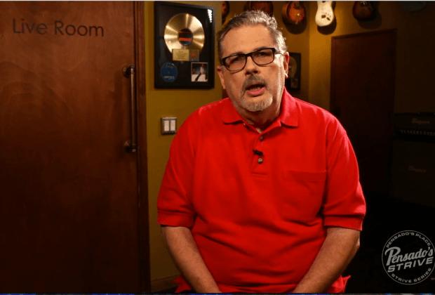 Dave Pensado recording video tutorial