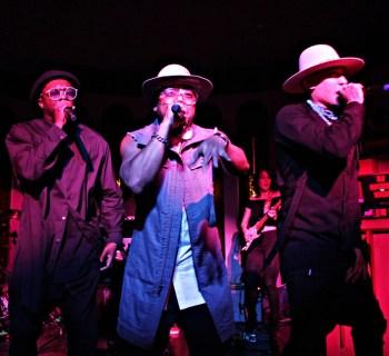 Black Eyed Peas at Peppermint Club - photo credit: Daniel Seyum