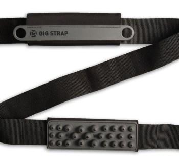 D&A Guitar Gear Gig Strap music gear review