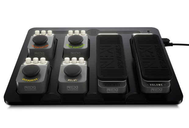 Music Gear Review: Nexi Industries the Solution Pedal Boards
