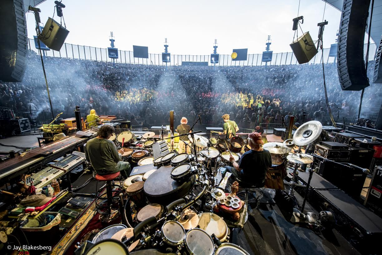 Dead n Co photographed at Shoreline Amphitheatre in Mountain View, CA June 4, 2017©Jay Blakesberg