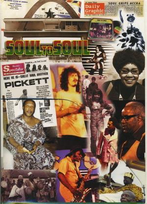 Soul To Soul 1971 DVD Insert