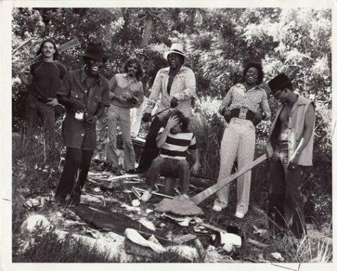 Big Mutha' Funk (1970s Press Photo)