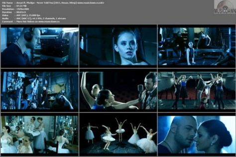 Amari ft. Phelipe – Never Told You [2011, HDrip] Music Video (Re:Up)