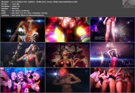 Ce Ce Peniston feat. Joyriders - Finally (Oakenfold Mix) {2011, House, HD 720p}