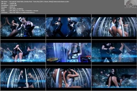 Dj Layla ft. Radu Sirbu & Armina Rosi - Party Boy (2011, House, HD 1080p)