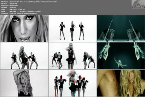 Eirini Perraki - Time To Go (2010, Pop, HDrip)