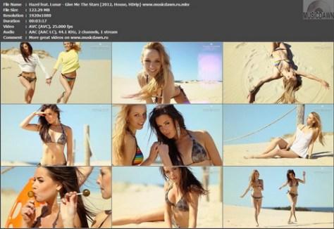 Hazel feat. Lunar – Give Me The Stars [2012, HD 1080p] Music Video