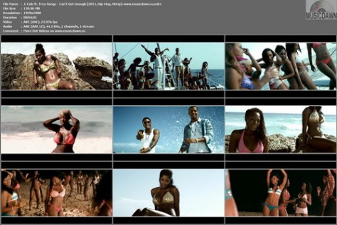 J. Cole ft. Trey Songz - Can't Get Enough (2011, Hip-Hop, HD 1080p)
