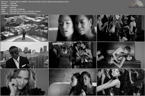 Laurent Wery ft. Swiftkid – Hey Hey Hey [2011, HD 1080p] Music Video (Re:Up)