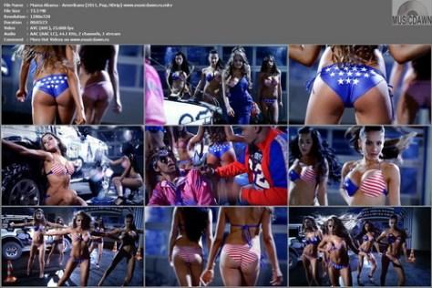 Mama Abama - Amerikano (2011, Pop, HD 720p)