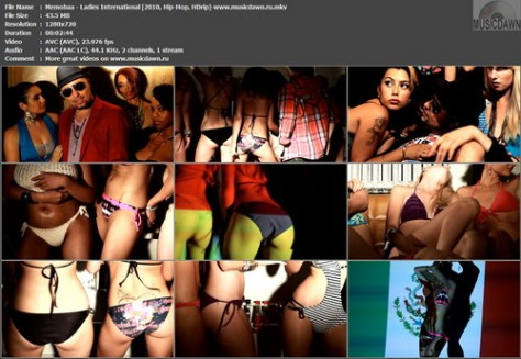 Memobaa – Ladies International [2010, HDrip] Music Video