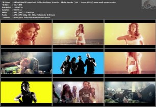 Michael Mind Project feat. Bobby Anthony & Rosette – Rio De Janeiro [2011, HD 720p] Music Video