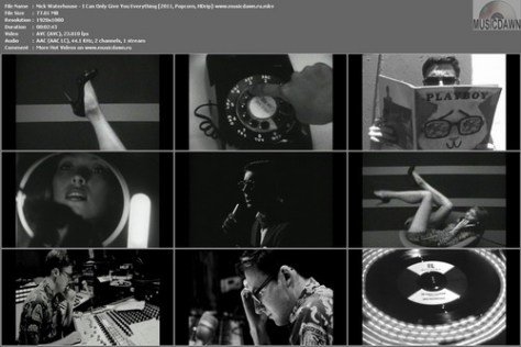 Nick Waterhouse - I Can Only Give You Everything (2011, Popcorn, HD 1080p)