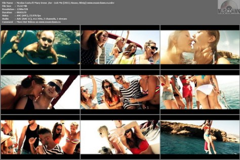 Nicolas Costa ft Mary Irene & Zor – Lick Me [2012, HD 720p] Music Video