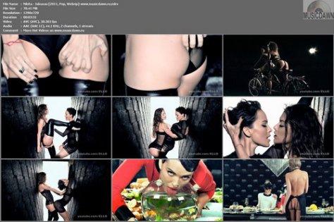НикитА (NikitA) – Искусаю | NikitA – Iskusau [2011, HD Webrip] Music Video