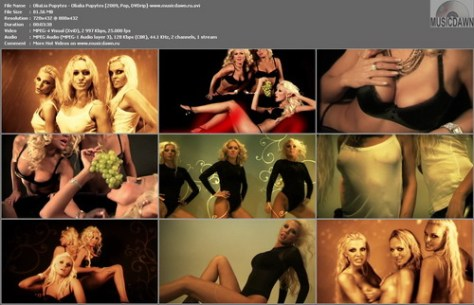OliaLia Pupytes - Olialia Pupytes (2009, Pop, DVDrip)