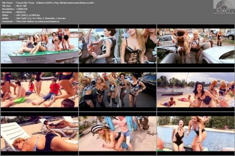 Пающие трусы - Калимера / Payuschie Trusy - Kalimera (2011, Pop, HDrip)