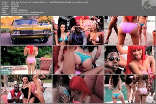 Richie Wess ft. Sammie and Yung Dred – Shawty is a Freak [2011, HDrip] Music Video (Re:Up)