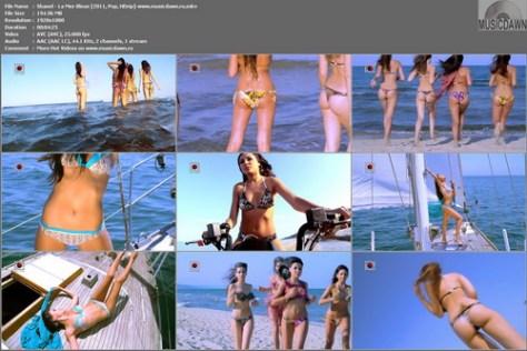 Шанел - Синьо Море | Shanel - Cino More | Shanel - La Mer Bleue (2011, HD 1080p)