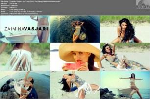 Zaimina Vasjari – Po Ta Dija (2 versions) [2011, HD 720p] Music video
