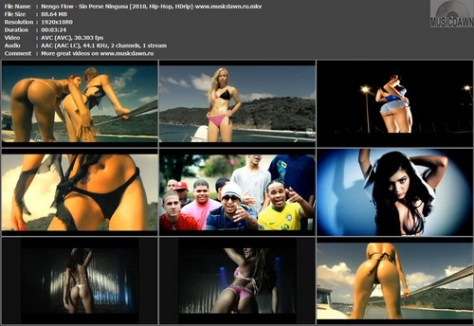 Nengo Flow – Sin Perse Ninguna [2010, HDrip] Music Video (Re:Up)