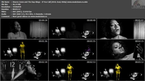 Sharon Jones and The Dap-Kings - If You Call (2010, Soul, HDrip)