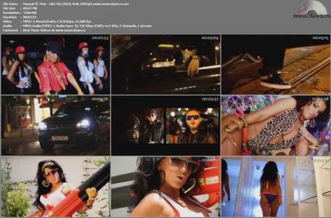Vanyah ft. Mvp – Like Me [2010, DVDrip] Music Video (Re:Up)