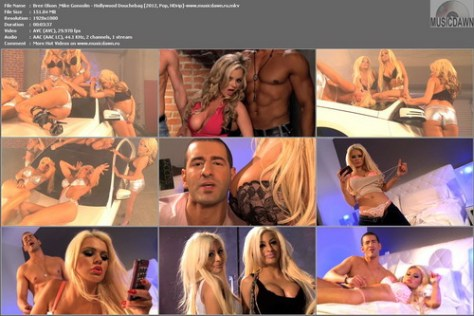 Bree Olson & Mike Gonsolin - Hollywood Douchebag (2012, Pop, HD 1080p)