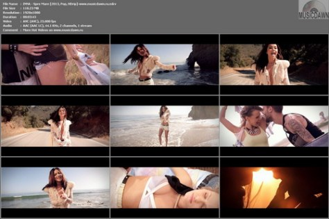 INNA – Spre Mare [2013, HD 1080p] Music Video