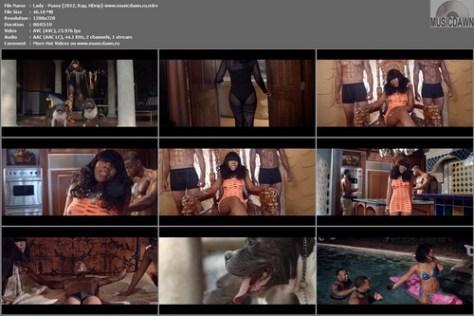 Lady - Pussy (2012, Rap, HD 720p)