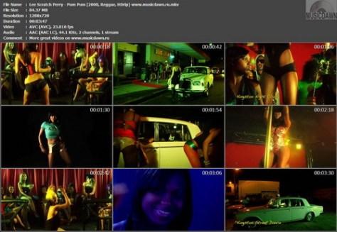 Lee Scratch Perry - Pum Pum (2008, Reggae, HDrip)