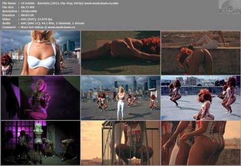 Lil Debbie - Ratchets [2013, Hip-Hop, HD 1080p]