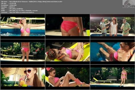 Nek si Blondu de la Timisoara - Habibi [2013, Chalga, HD 1080p]