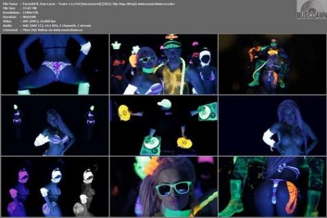 Parazitii ft. Dan Lazar - Toate-s La Fel (Uncensored) 2012